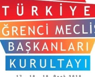 """""""Türkiye Öğrenci Meclisi Kurultayı"""" Kocaelinde"""