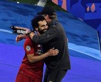Muhammed Salah tarihe geçti