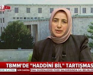 Özlem Zengin'den CHP'li Özkoç'un skandal sözlerine ilişkin açıklama