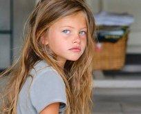Dünyanın en güzel kızı büyüdü! İşte son hali...