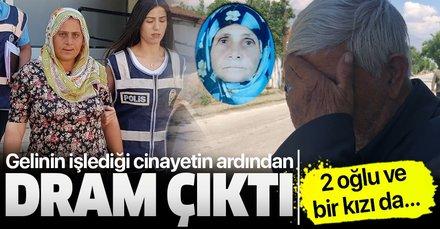 Erzincan'daki cinayetten dram çıktı! Tüm aile paramparça