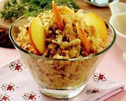 Hardallı Elmalı Kereviz Salatası Tarifi