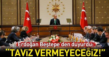 Son dakika... Cumhurbaşkanı Erdoğan ABD'li şirketlerle bir araya geldi