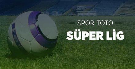 Süper Lig puan durumu! STSL 21. hafta maç sonuçları ve güncel puan durumu