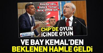 Son dakika: CHPden ikinci Öztürk Yılmaz hamlesi