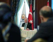 AK Parti İstişare Toplantısı sonrası önemli açıklamalar