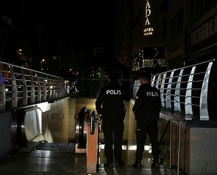 Metro seferleri durduruldu! Osmanbey'de bir kişi raylara düştü