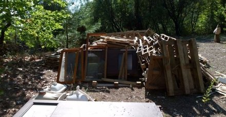 1500 TL'ye öyle bir ev yaptı ki... Kendi inşa etti görenleri şaşırttı