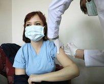 Korona aşısının ilk yan etkileri nelerdir?