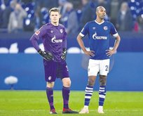 Schalke'ye 2. şok: Naldo bu gece yok