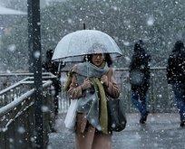 Meteoroloji'den 6 ile kuvvetli kar yağışı uyarısı
