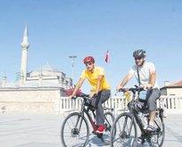 Bisikletle hacca