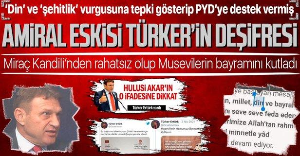 Kim bu Türker Ertürk? Alçak bildiriye imza attı