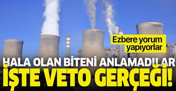 İşte veto gerçeği!
