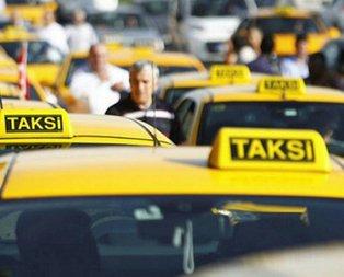 Taksi plakalarına yeni düzenleme