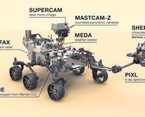 Mars'ın en pahalı aracı 2.7 milyar