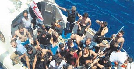 Tekne faciası: 19 ölü