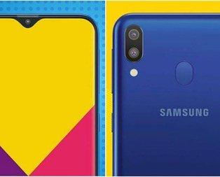 Samsung Galaxy M20'nin teknik özellikleri nelerdir?