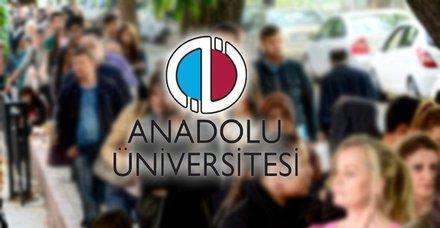 AÖF taban tavan puanları, kontenjanları açıklandı! 2019-2020 Eskişehir Anadolu Üniversitesi AÖF bölümleri neler?