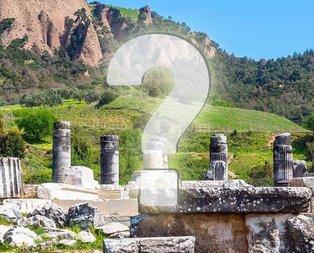 Lidyalıların başlatıp Perslerin geliştirdiği yol hangisi?