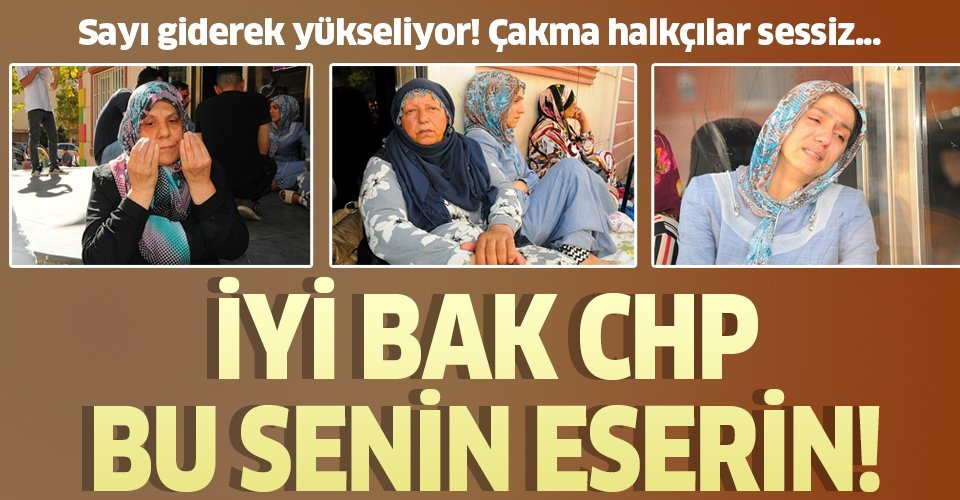 Diyarbakır'da HDP mağduru annelerin nöbeti büyüyor: 11 anne evladını bekliyor