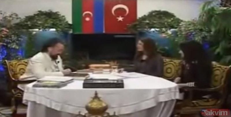 Beşiktaşlı Oğuzhan Özyakup'un sevgilisi Melisa Aslı Pamuk hakkında Adnan Oktar gerçeği!