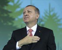 Erdoğan'dan dünya liderlerine teşekkür