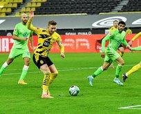 BorussiaDortmund 2 golle geçti