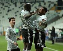 Beşiktaş evinde Rize'ye 6 attı!