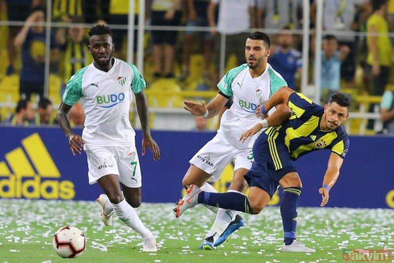 Fenerbahçe, Bursaspor'u 2-1 mağlup ederek sezona galibiyetle başladı