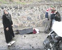 Katliam gibi kaza: 5 ölü 10 yaralı