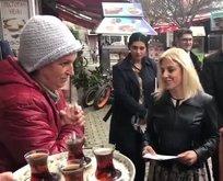Kuzey Makedonya'da Başkan Erdoğan sevgisi