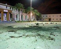 Darbeci Hafter askeri okula saldırdı!