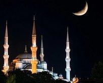 İstanbul Ramazan imsakiye 2018 Diyanet! Sahur imsak vakti ve iftar saatleri ilk sahura ne zaman saat kaçta kalkılacak?