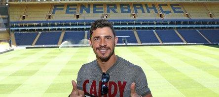Fenerbahçe Giuliano transferini resmen açıkladı