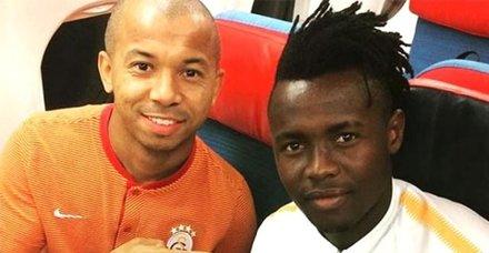 Galatasaray 18lik Sunday Alimiyle profesyonel sözleşme imzalayacak