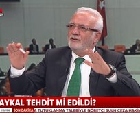 Mustafa Elitaş'tan canlı yayında tarihi açıklamalar