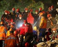 İzmir'deki depremde can kaybı 79 oldu