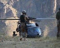 Yıldırım-2 Cilo'da 2 terörist öldürüldü!