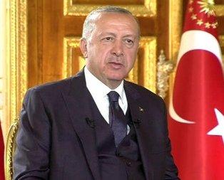 Başkan Erdoğan'dan Namık Tan'a çok sert tepki