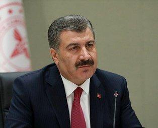 Son dakika: Sağlık Bakanı Fahrettin Koca 16 Haziran Kovid-19 vaka sayılarını açıkladı