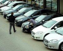 İkinci el otomobil satışında rekor