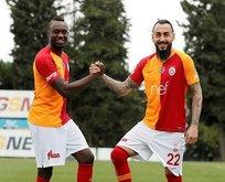 Galatasaray yeni kadrosu ile korku salıyor!