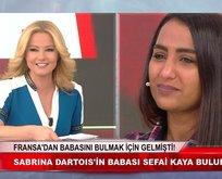 27 yaşındaki Sabrina Dartoisa DNA müjdesi!