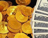 Gram ve Çeyrek altın fiyatları rekor kırdı! 2020 yılı dolar ve enflasyon...