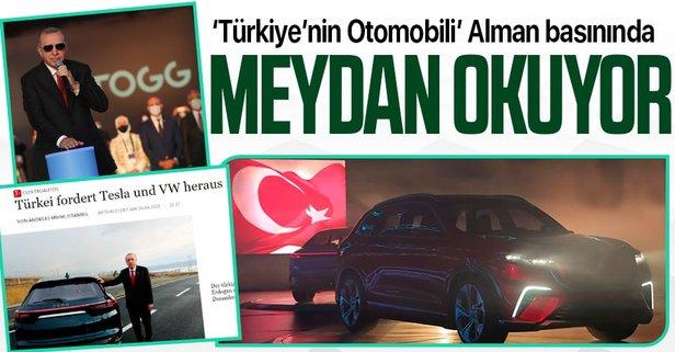 'Türkiye'nin Otomobili' rakiplerine meydan okuyor