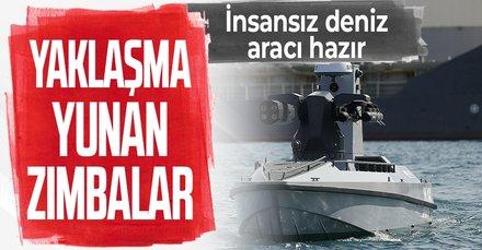 Türkiye'de bir ilk! Füze atışlarına hazır