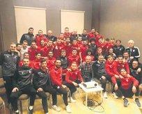 Samsun-Bandırma TFF 1.Lig'e çıktı