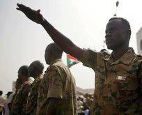 Sudan'daki darbede ABD izi! ABD'li heyet darbecilerle birlikte
