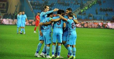 Kupada Trabzonspor akşamı